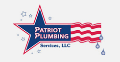 Patriot Plumbing NJ Logo
